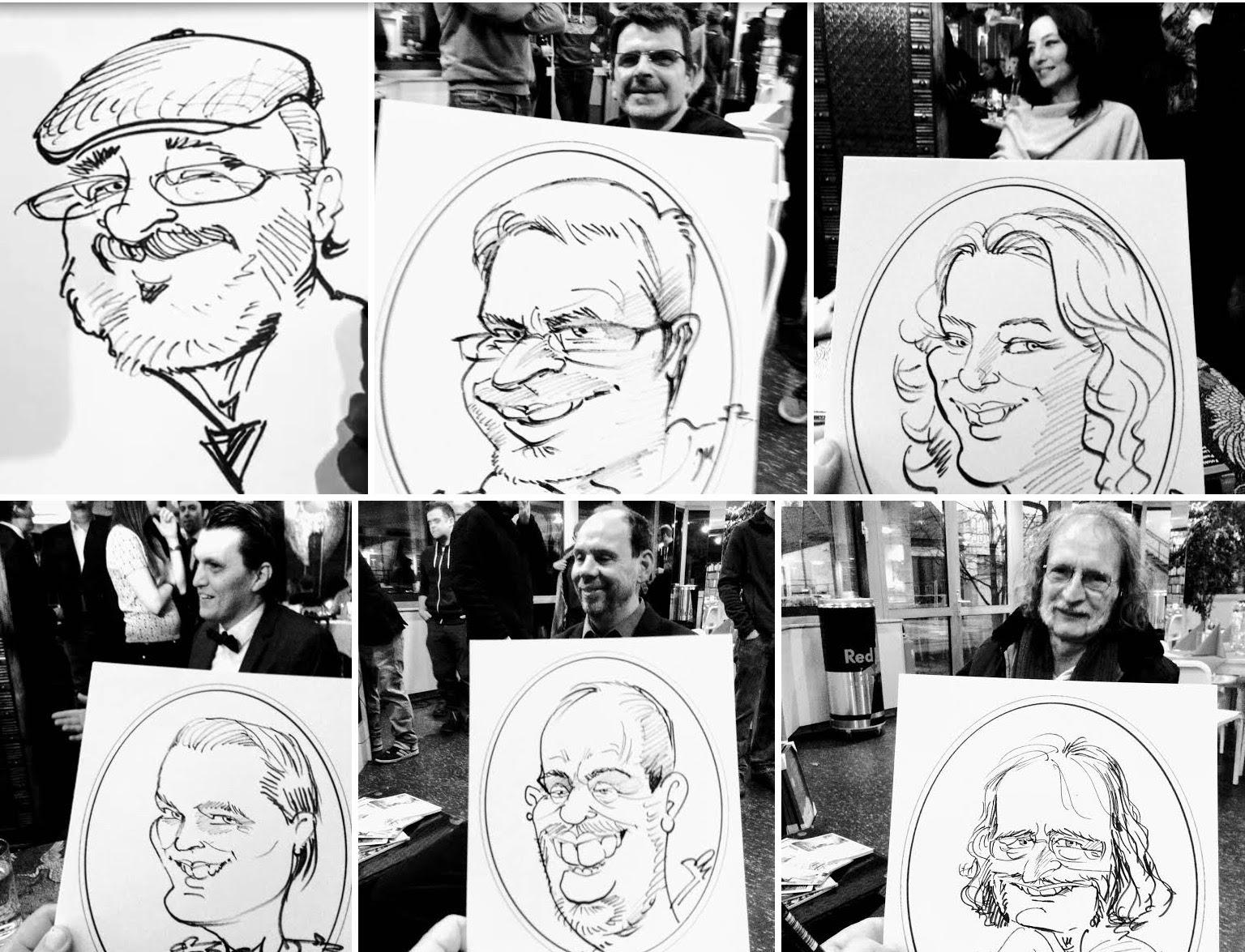 Karikaturist congress center kap europa Messe Event Firmenfest Weihnachtsfest Geburtstagsfest Karikaturen zeichner Karikatur Frankfurt Stuttgart Darmstadt München Berlin Dresden Leipzig Schnellzeichner